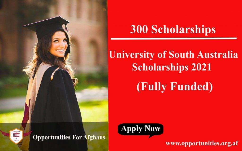 300 University of South Australia Scholarships 2021 (Fully ...